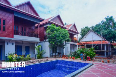 Brand New 17 Rooms Hotel