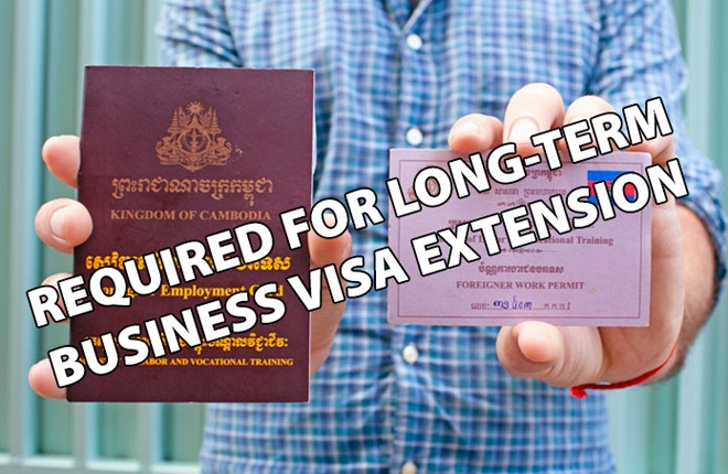 Work Permits Required For Long-term Visa Extensions