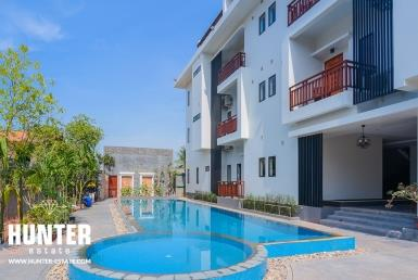 brand new 2 bedrooms residence