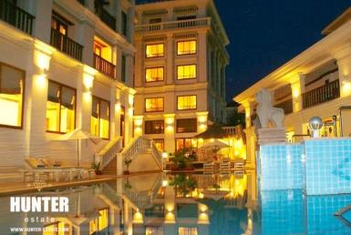 72 Rooms hotel sale